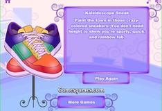 Игра Игра Твоя обувь