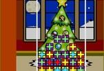 играйте в Игра Рождественский тетрис