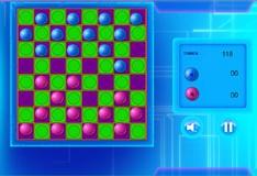 Игра Игра Неоновые шашки