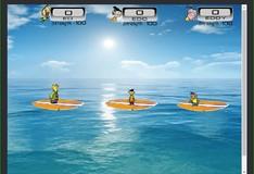 Игра Игра Прыгуны на море