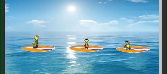 Игра Прыгуны на море
