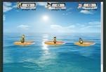 Играть бесплатно в Игра Прыгуны на море