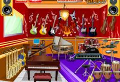 Игра Игра Музыкальная комната
