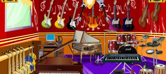 Игра Музыкальная комната