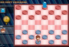 Игра Игра Фостер: Гигантские шашки