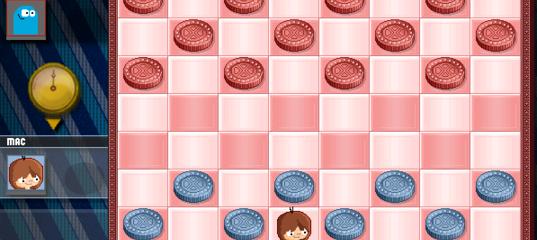 Игра Фостер: Гигантские шашки