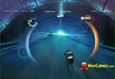 Игра Игра 3D Гонки будущего на мотоциклах