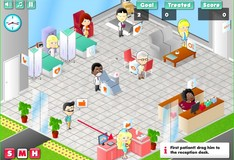 Игра Игра Госпиталь