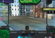 Игра Игра Стрелялки 3д: Сражение роботов