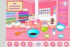 Игра Игра Конфеты из мороженного