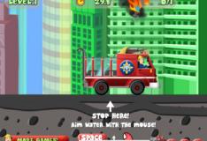 Игра Игра Пожарник Сэм и его пожарная машина