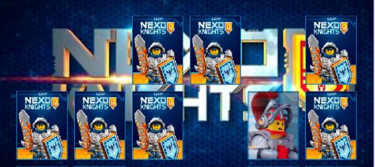 Игра Нексо Найтс Память