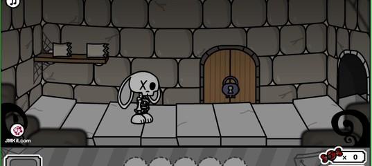 Игра Некро-кролики Побег из башни