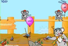 Игра Игра Крысы против Копий