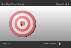 Игра Игра Одна мишень: стрельба