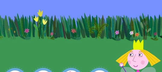 Игра Волшебный Сад Холли