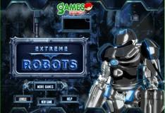 Игра Игра Роботы Экстрим