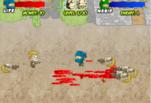 Играть бесплатно в Игра Ниндзя Мафия Осада