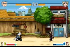 Игра Блич против Наруто 2.4
