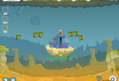 Игра Игра Оборона: Зеленые Слизни