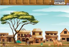 Игра Игра Дикий запад: Побег шерифа