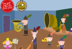 Игра Игра Музыкальная Группа Эльфов