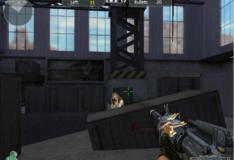 Игра Игра Перекрестный огонь: Оружие М4А1