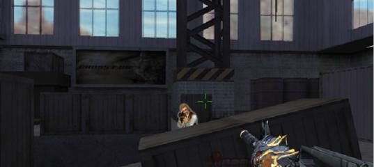 Игра Перекрестный огонь: Оружие М4А1
