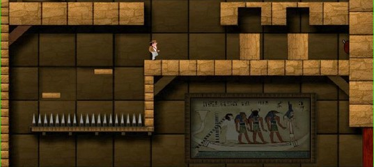 Игра Индиана Джонс и последний фараон