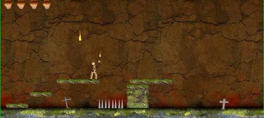 Игра Зомби террор Индиана Джонс
