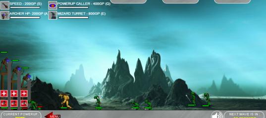 Игра Защита гоблина 2: Специальный выпуск