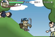 Игра Игра Гэвин: Профессиональный гольф с гоблинами