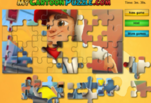 Игра Subway surfers Puzzles with Jake