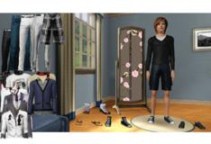 Игра Игра Симс 3 Одевалка