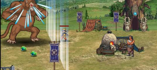 Игра Наруто: Мультяшная лига героев