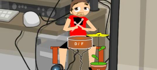 Игра Гениальный барабанщик