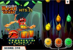 Игра Игра Маппеты: безумные животные на барабанах