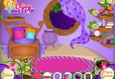 Игра Игра Преображение дома Феи Динь Динь