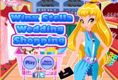 Игра Свадебный шоппинг Стеллы Винкс