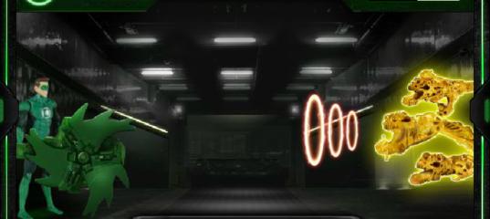 Игра Зеленый Фонарь