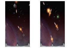 Игра Астероидный взрыв