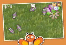 Игра Из гусеницы в бабочку