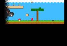 Игра Красная Шапочка: Прыжки онлайн