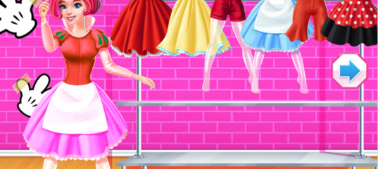 Игра Белоснежка и Красная Шапочка: Диснейлэнд покупки