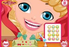 Игра Игра Красная шапочка у стоматолога