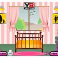 Играть бесплатно в Игра Моя новая детская комната