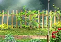 Игра Садовые секреты: спрятанные буквы