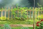 Игра Садовые секреты спрятанные буквы
