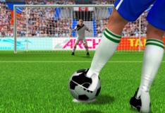 Игра Игра 3D пенальти