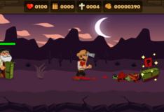 Игра ГТА: Игра Зомби Резня